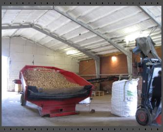 Wärmeisolierung in der Landwirtschaft mit Polyurethan Schaum