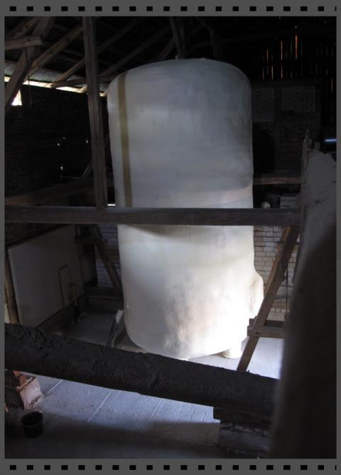 Pufferspeicher für Warmwasser isolieren