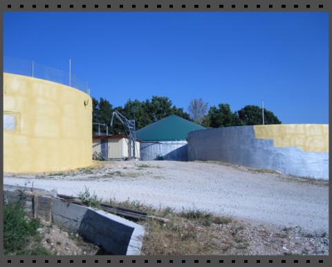 Die fugenlose Isolierung einer Biogasanlage