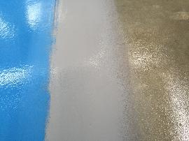 Die 3 Beschichtungsstufen einer Polyurea Anwendung